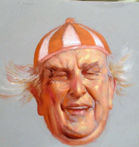 Richard Bober: Portrait Study of Tweedledum