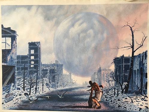 Terry Oakes: Apocalyptic Flight
