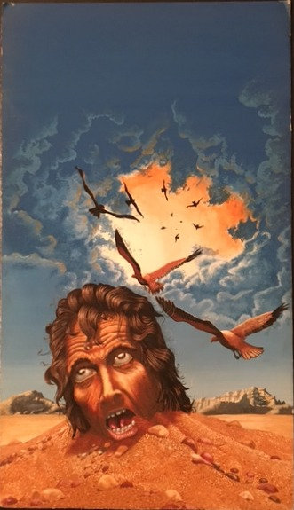 Terry Oakes: Hier est Ne Demain (Yesterday is Born Tomorrow)