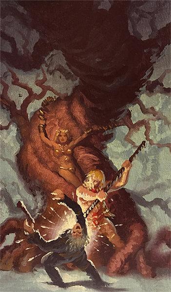 Romas Kukalis: Twilight of the Gods 3: Three Trumps Sounding