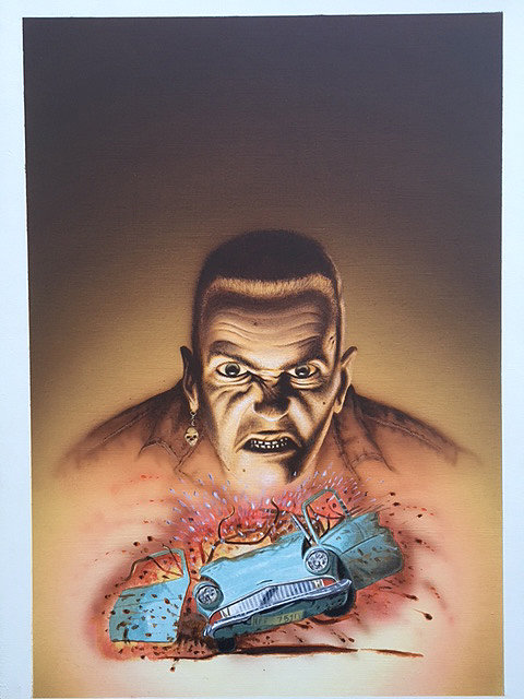 Terry Oakes: Power #5: Aidan's Fate
