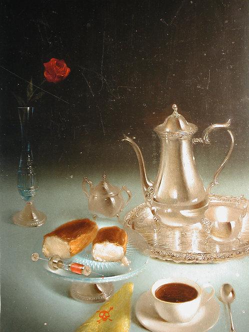 Richard Bober: Deadly Tea Party