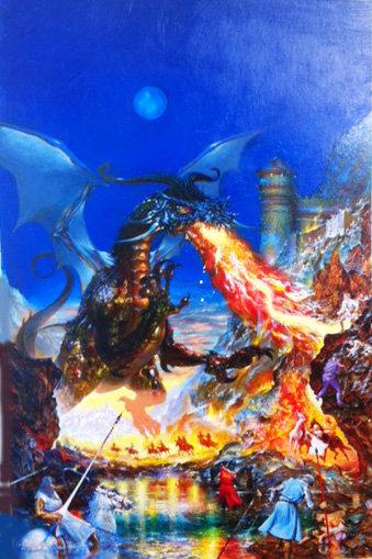 Richard Bober:  Dragon Doom