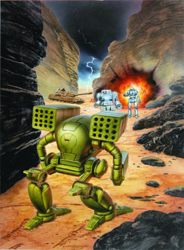 "Chris Moore: Battletech ""By Blood Betrayed"""