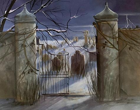 Carol Heyer: Scrooge's Graveyard/A Christmas Carol