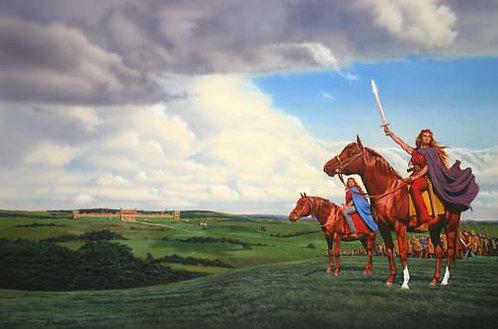 Fred Gambino: Boudica