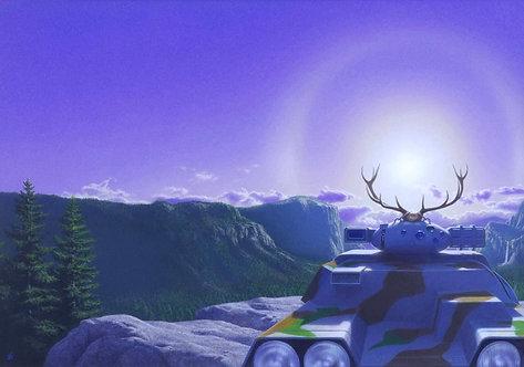 Keith Scaife: Shadow Hunter
