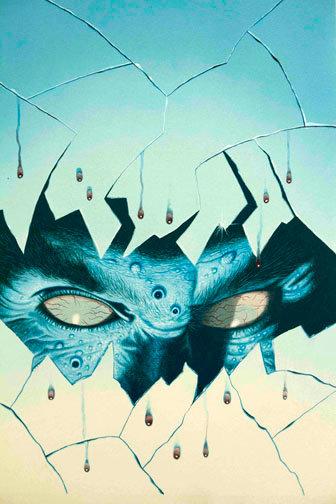 Terry Oakes: Demon