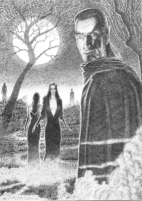 Terry Oakes:WELCOME: Gothic