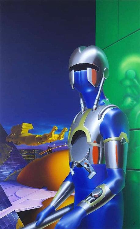 "Keith Scaife: Isaac Asimov's Robot City 3 ""Cyborg"""