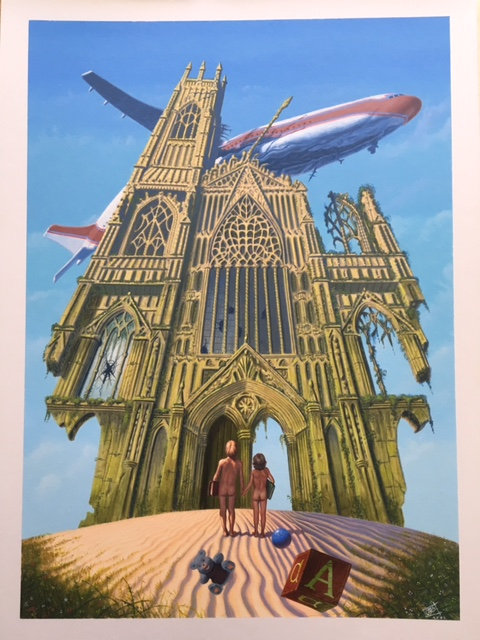 Terry Oakes: Threshold