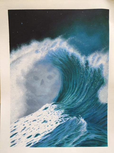 Terry Oakes: After the Light Went Out