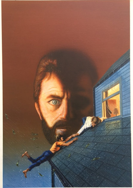Terry Oakes: Power #3: The Fear Experiment