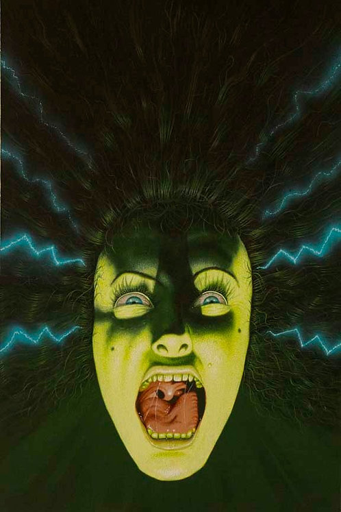 Terry Oakes: Possessed
