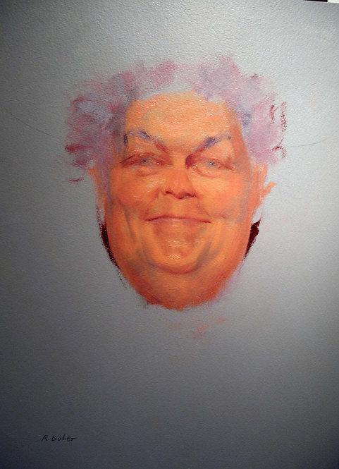 Richard Bober: Character Portrait Study