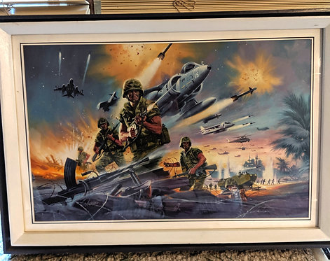 Paul Alexander: U.S. Marines WW2