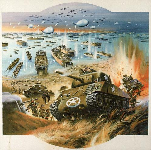 Paul Alexander: D-Day Normandy