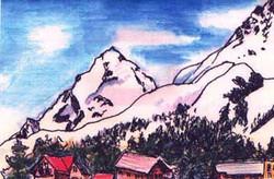 Swiss sketch