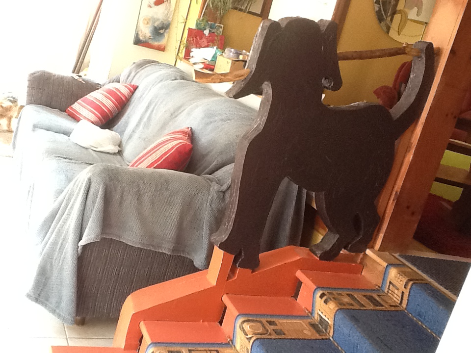 Dog Handrail