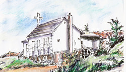 Gospel singing church