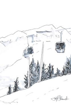 lift at Whistler