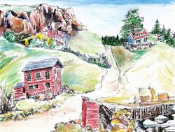 Like hills of home