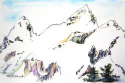 Whistler sketch