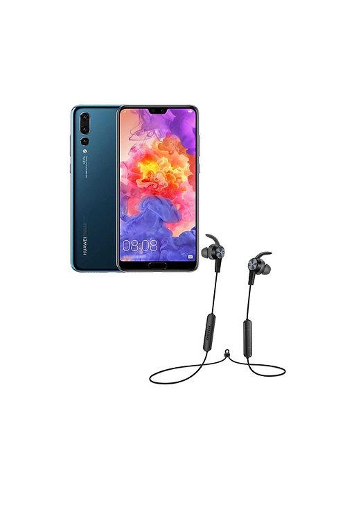 Huawei Mate 20 Pro Double sim 128G 4G LTE avec Huawei Ecouters bluetooth
