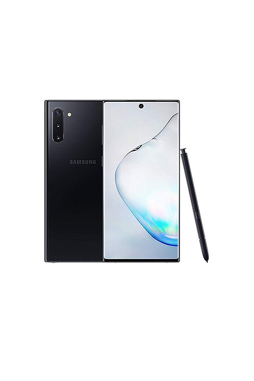 Samsung Galaxy Note 10 8Go de RAM et 256Go Noir 4G LTE