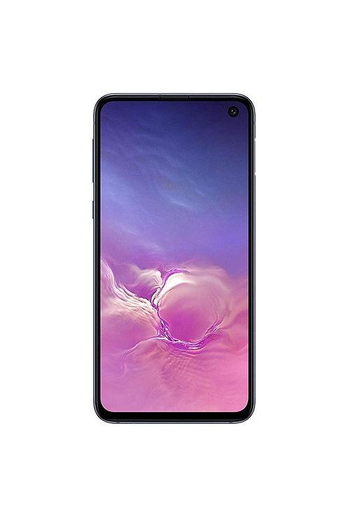 Samsung Galaxy s10e prism Noir 6Go de Ram 128Go 4G LTE