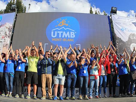 UTMB 2019 MB PROD à Chamonix !