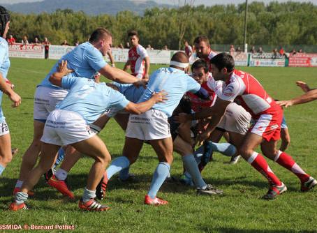 ASSMIDA Rugby renouvelle son partenariat avec MB PROD pour 2021 !
