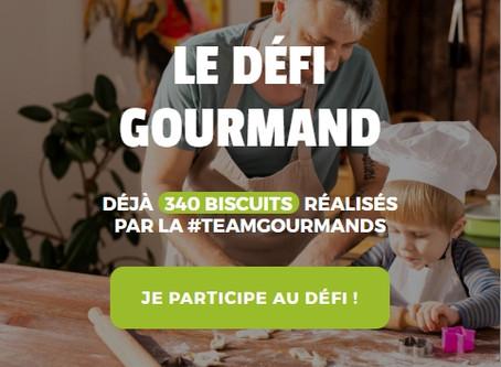 PRÊT À RELEVER LE DÉFI GOURMAND