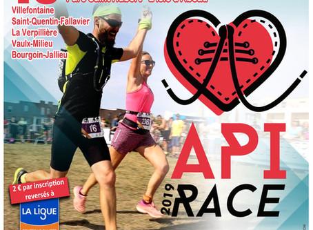 MB PROD et API RACE une histoire de confiance !