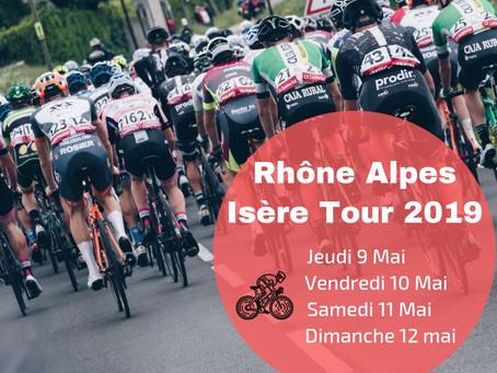 Rhône-Alpes Isère Tour pour 3 raisons