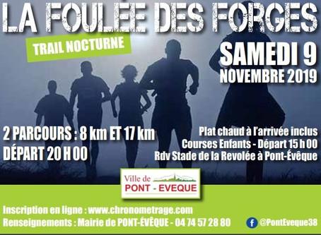 MB PROD pour la Foulée des Forges !