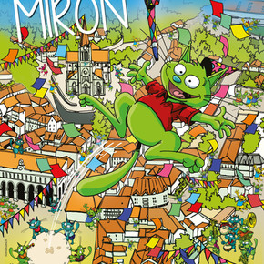 Fête du Miron 2021 La tour du Pin avec MB PROD