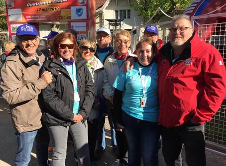 Rhône Alpes Isère Tour ... Avec la TEAM VANEL !