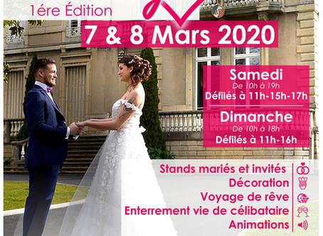 """MB PROD et PASSION COMMERCES pour les """"incontournables du Mariage"""""""