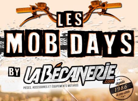 """MB PROD pour """"Les MOB DAYS"""" by La Bécanerie (Ex 6H de Mob)"""