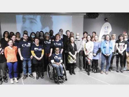 L'Association Grégory-Lemarchal offre de nouveaux locaux au CHU
