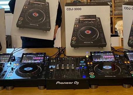 MB PROD zoom sur la nouvelle CDJ3000 de PioneerDJ