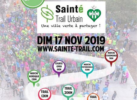 4000 coureurs avec MB PROD pour le Trail Urbain de St Etienne.