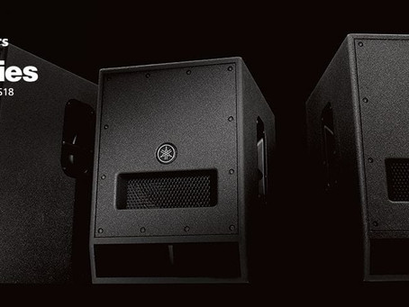 MB PROD renforce son parc sonorisation avec son partenaire Yamaha !