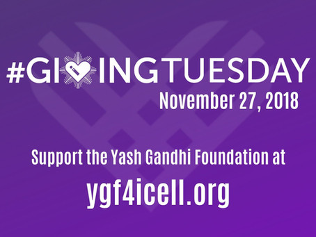 It's Time to Give! #GivingTuesday2018