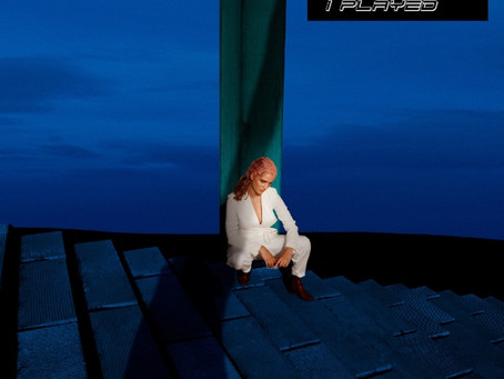 TSAR B - debuutalbum 'The Games I Played' is uit!