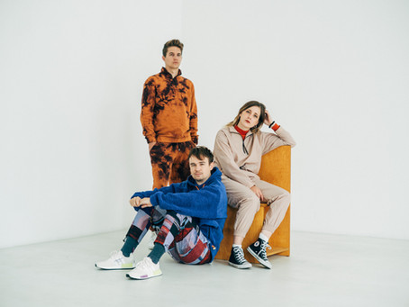 HIGH HI - Album 'Firepool' nu uit!