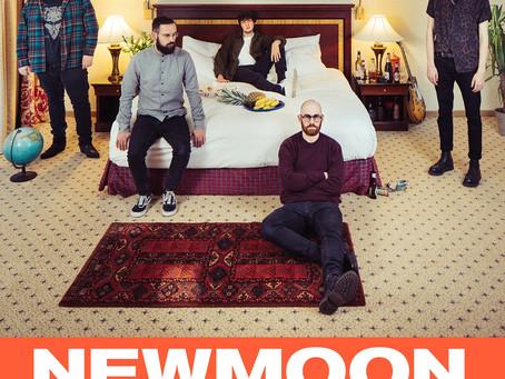 Newmoon - Nieuwe concertdata!