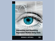 Interpreting and Visualising Regression Models Using Stata