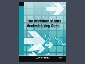 The Workflow of Data Analysis Using Stata